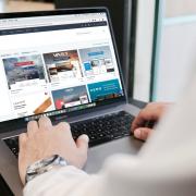Onlineeinkauf bei Amazon