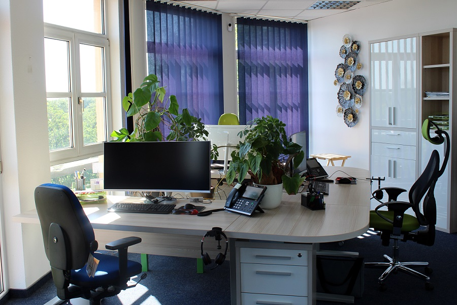 Our office in Torgau